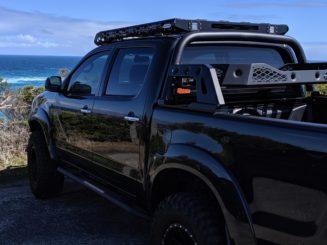 Toyota Hilux Trailmax Combat Rack