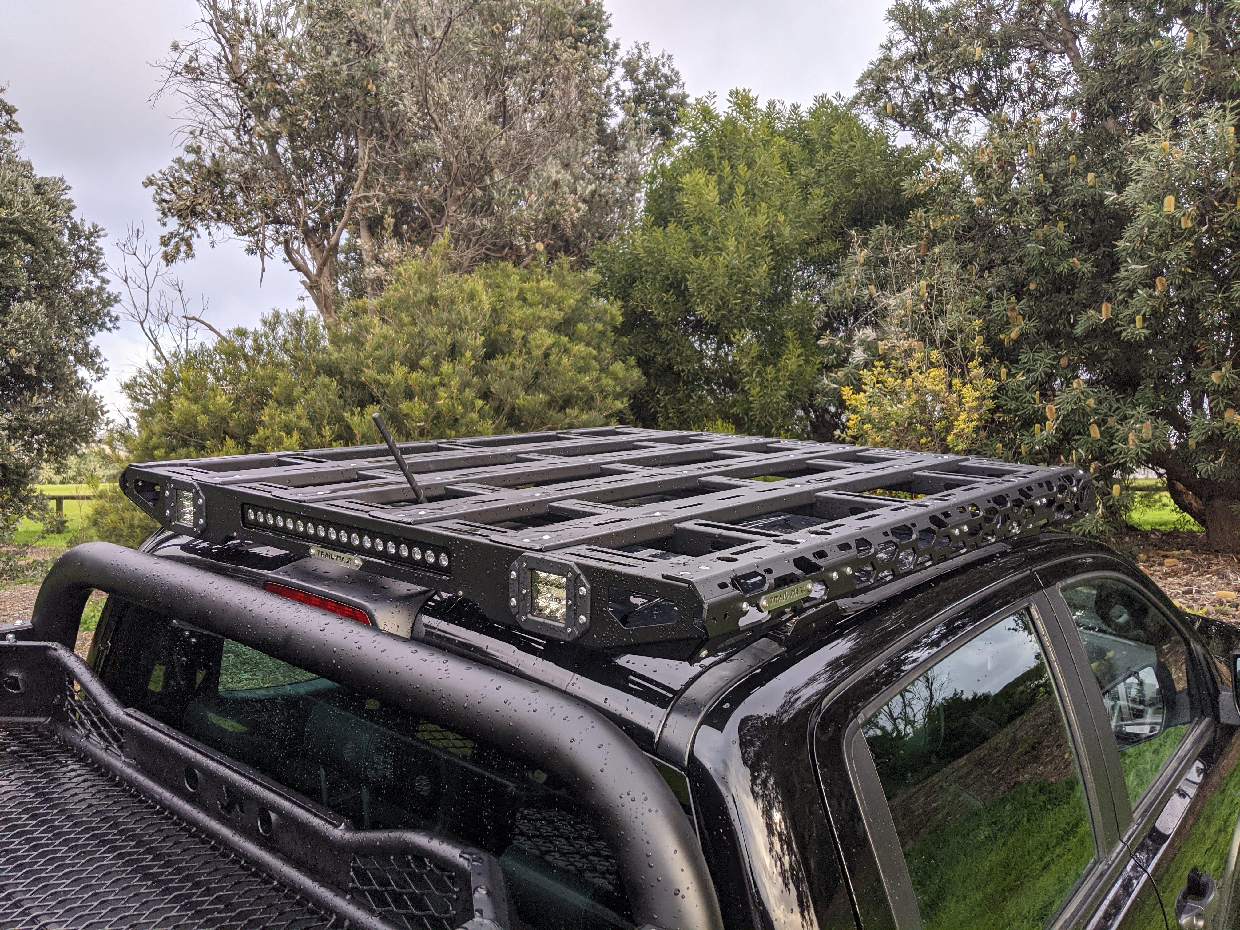 TrailMax Ranger Raptor Roof Rack System