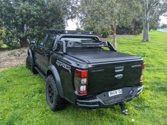 TrailMax Ranger Raptor Roof Rack System