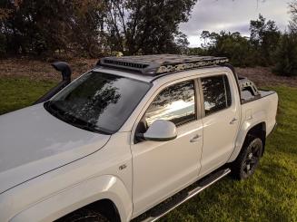 TailMax Roof Rack System VW Amarok 2