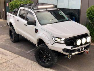 Trailmax roof rack Ford Ranger