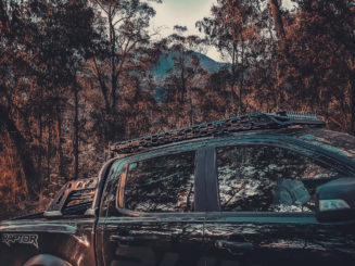trailmax Ford Raptor roof rack