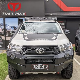 Toyota Hilux 18+ TrailMax roof rack