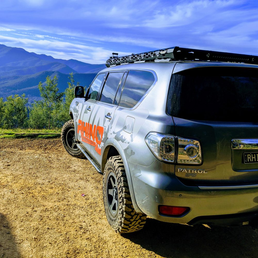 Nissan Patrol TrailMax Roof Rack