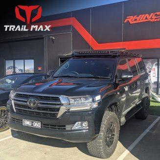 Toyota Landcruiser LC200 TrailMax roof