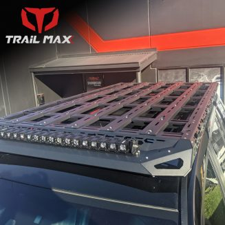 Toyota Landcruiser LC200 TrailMax roof Rack