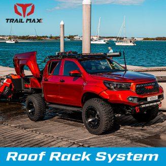 TrailMAx Roof Rack System side