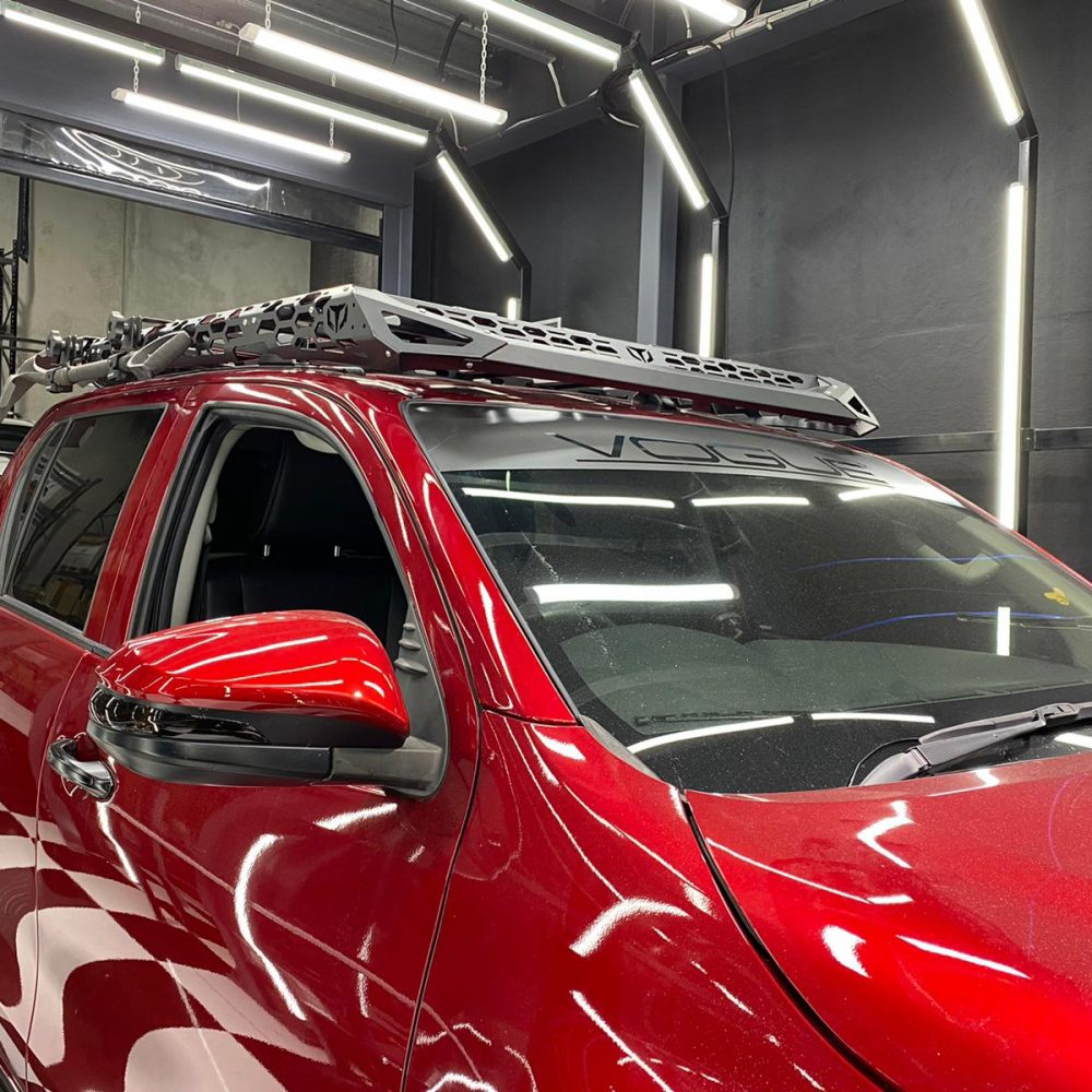 Toyota Hilux TrailMax Roof Rack System
