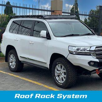 LandCruiser 200 series roof rack