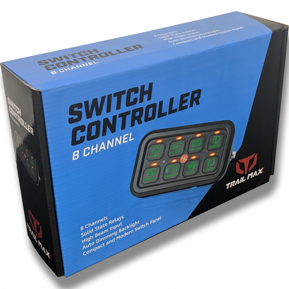 TrailMax switch controller