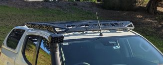 MR Triton TrailMax Roof Rack System
