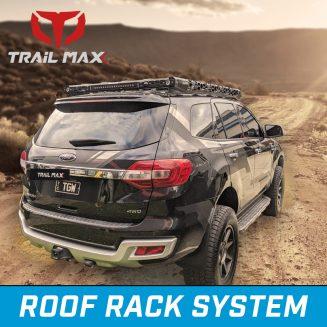 Everest TrailMax rack rear