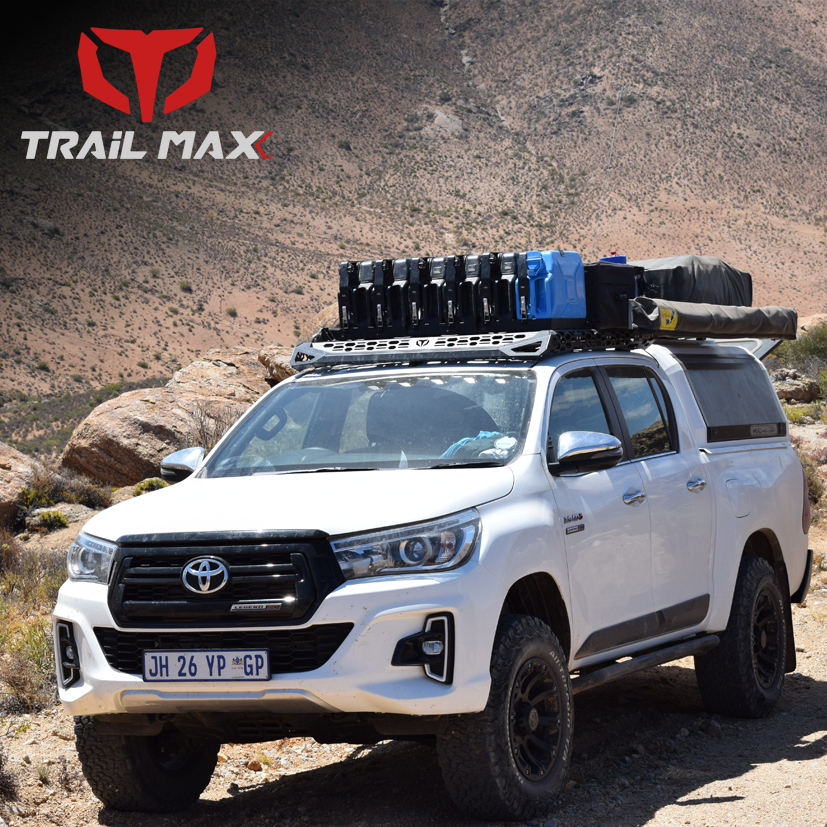 Toyota Hilux 18+ roof rack