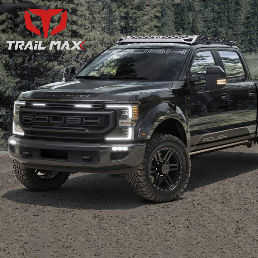 Ford F250 TrailMax Roof Rack system