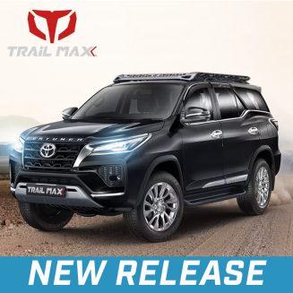 Toyota Fortuner TrailMax Roof rack system