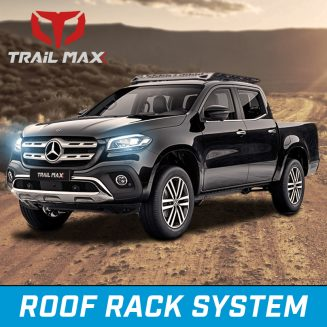 Mercedes X Class TrailMax roof rack