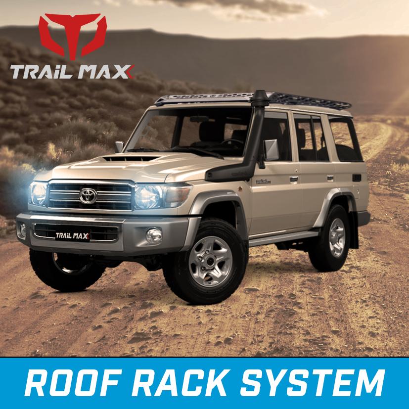 LandCruiser 79 series roof rack